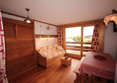 Vente appartement de type 2 pièces cabine
