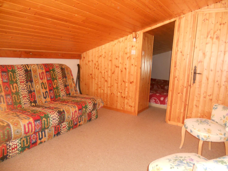 Vente appartement avec mezzanne et couchage lit double