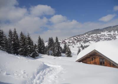 Appartement 3 pièces secteur forêt des rennes