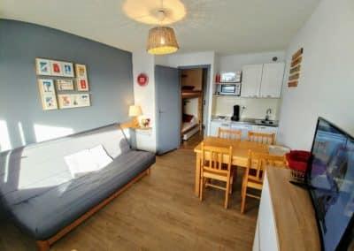 Studio cabine 129 000€