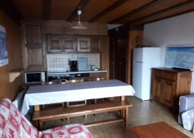 Grand appartement 2 pièces cabine 307 000€